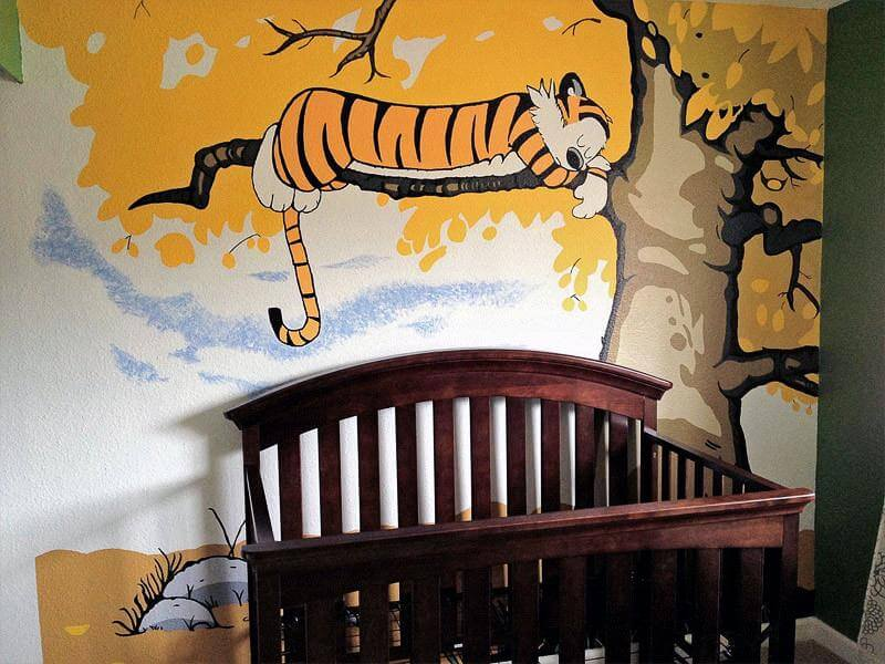 Calvin-And-Hobbes-Bedroom-Mural-1-of-8-Pics