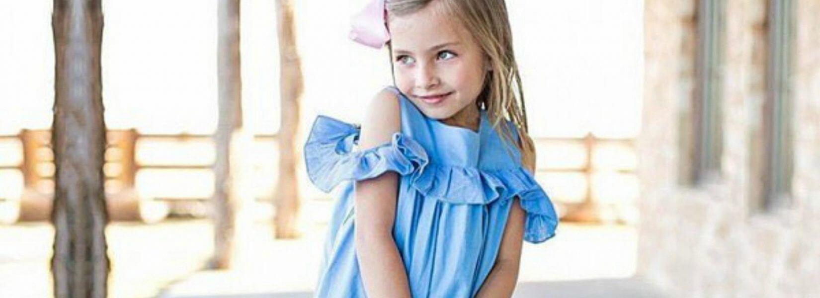 4+1 κουκλίστικα φορεματάκια για τα κορίτσια σας!