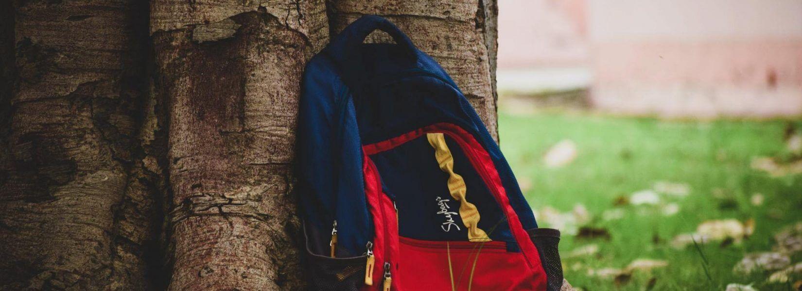 Πως θα καθαρίσετε την σχολική τσάντα του παιδιού σας;