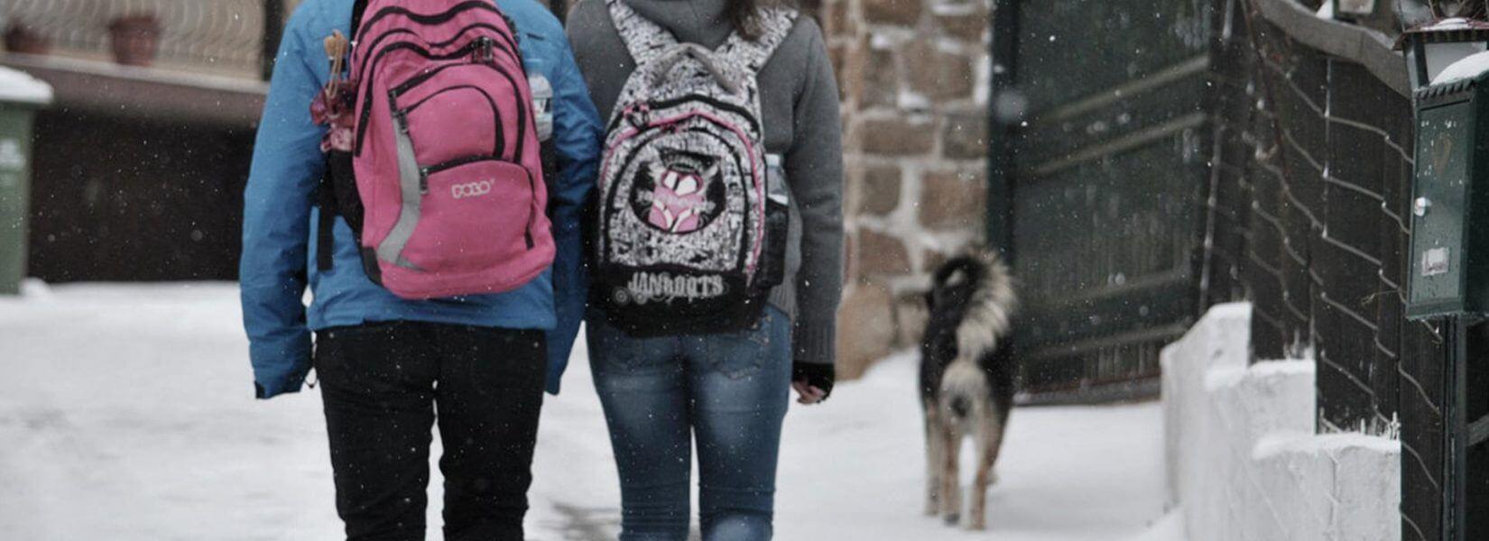 Κακοκαιρία: Ποια σχολεία κλείνουν & πως θα λειτουργήσει η τηλεκπαίδευση