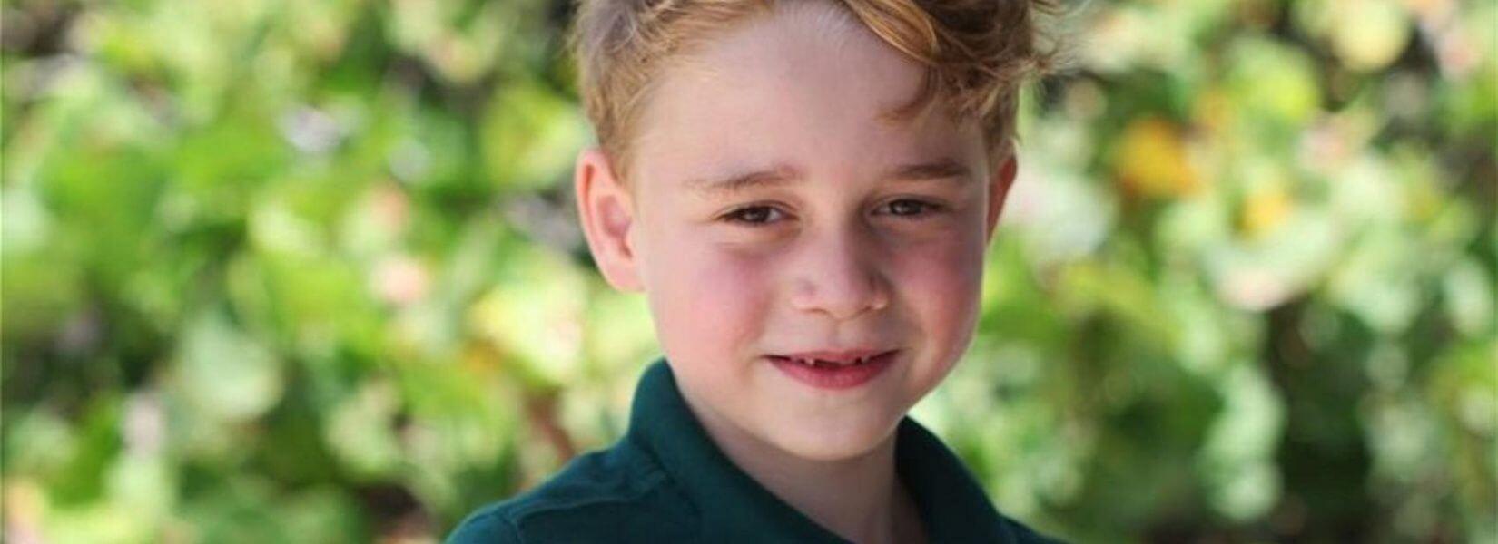 Ο πρίγκιπας Τζορτζ έγινε έξι ετών & έβγαλε τις πιο χαριτωμένες φωτογραφίες (φωτο)